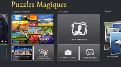 puzzles magiques jeu windows 8 gratuit. Black Bedroom Furniture Sets. Home Design Ideas