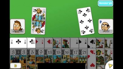 Tarot Hero, jeu Windows 8 gratuit