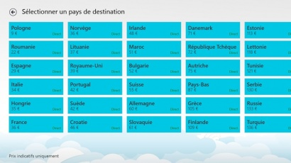 Skyscanner application for pc